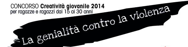 concorso creativitˆ giovanile 2014