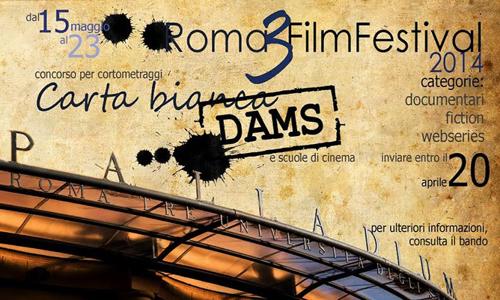 Roma Tre Film Festival_cercabando