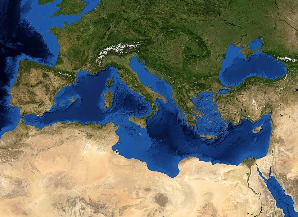 Mediterraneo Sights-cercabando