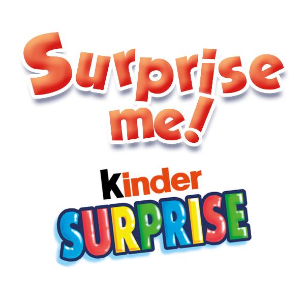 Surprise me-cercabando
