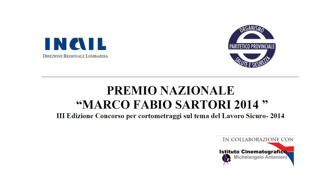 Premio Marco Sartori-cercabando