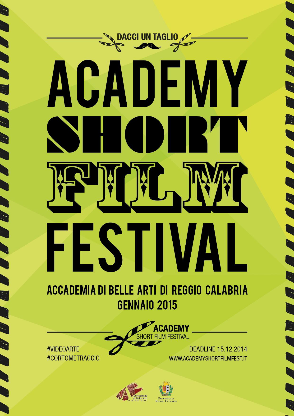 Academy Short Film Festival-cercabando