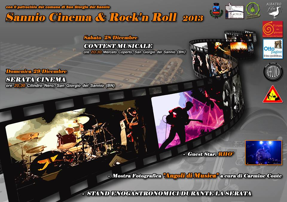 Sannio Cinema Rock 'n Roll-cercabando