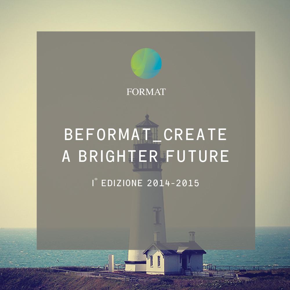 be format create a brighter future-cercaando