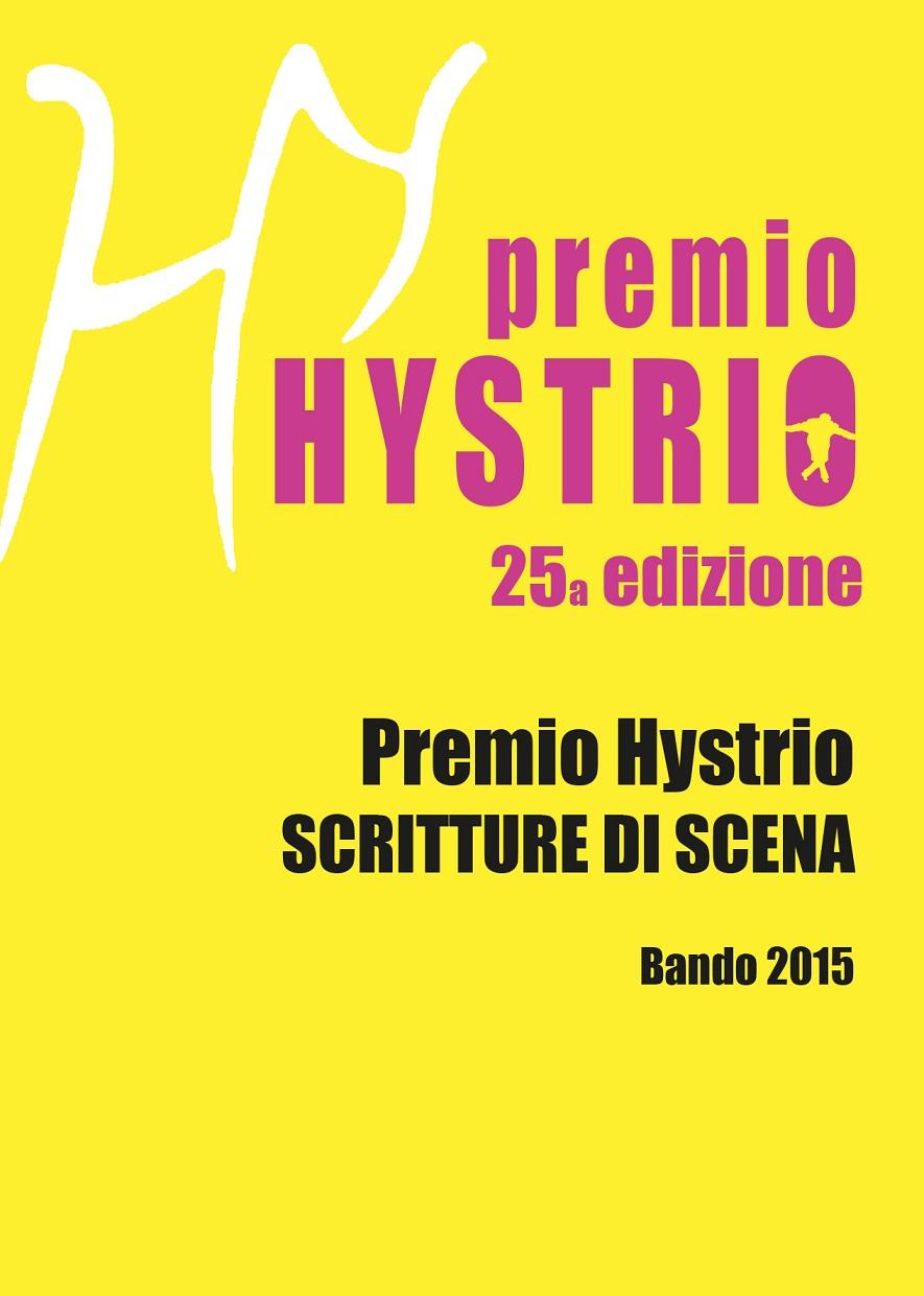 Premio Hystrio Scritture di Scena_logo