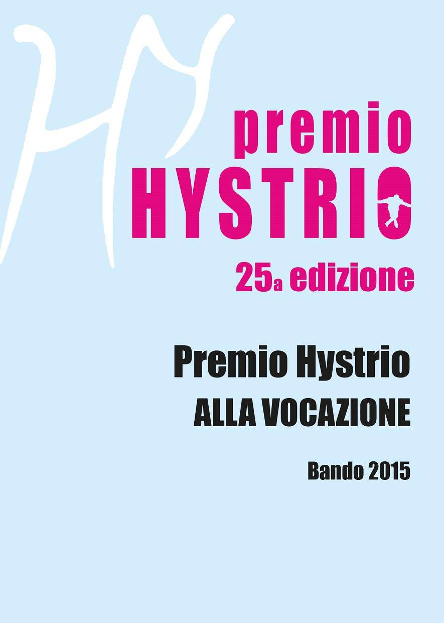 Premio Hystrio alla Vocazione_logo
