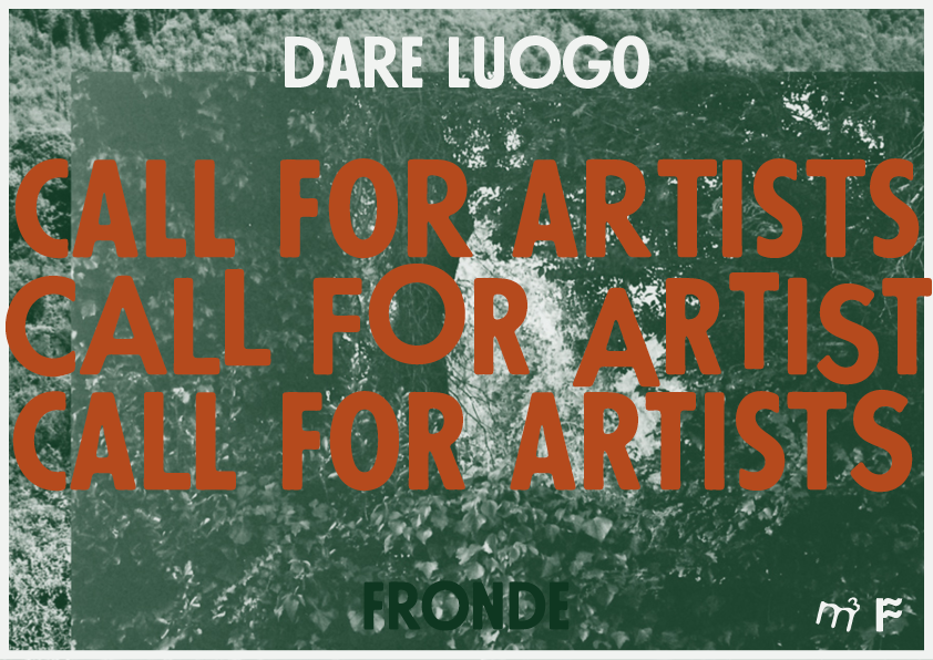 fronde call for artists