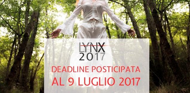 LYNX 2017, premio internazionale d'arte contemporanea