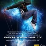 """Contest """"100 storie di creatività del Lazio"""""""
