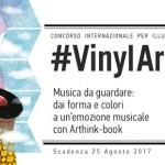 #VinylArthink Musica da guardare - Primo Arthink-Book contest