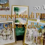Estemporanea di Pittura città di Cellole. Terza edizione