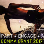 Gomma Photography Grant 2017.