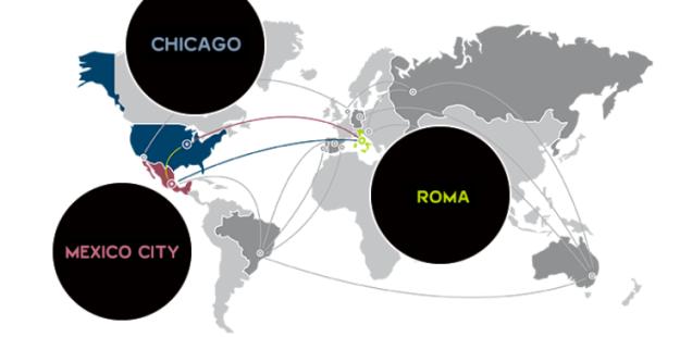 T.I.N.A. Prize - 10 opportunità a Roma, Chicago e Città del Messico