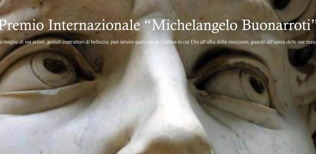 """Premio Internazionale """"Michelangelo Buonarroti"""" II Edizione"""