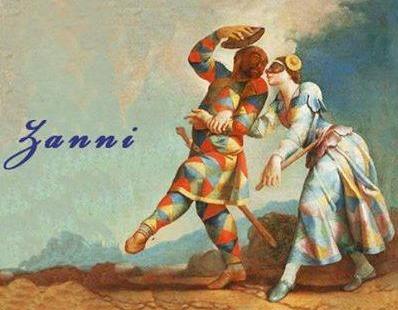 Teatro Ivelise - Bando Stagione Teatrale degli Zanni 2016 - 2017