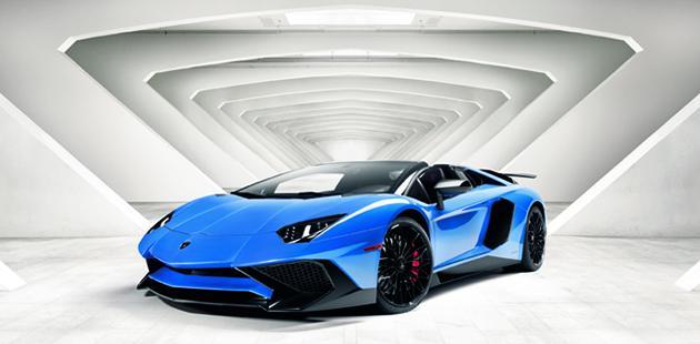 Lamborghini Road Monument