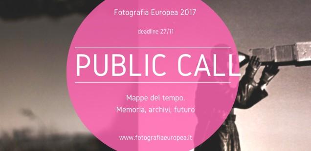 Fotografia Europea Festival: public call 2017