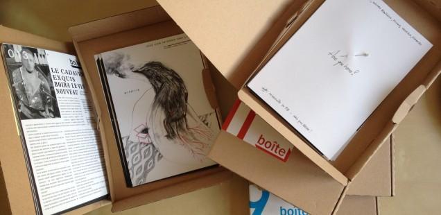 """Boîte, la rivista """"in scatola"""" e i libri d'artista: prima tappa nel mondo dell'editoria d'arte indipendente"""
