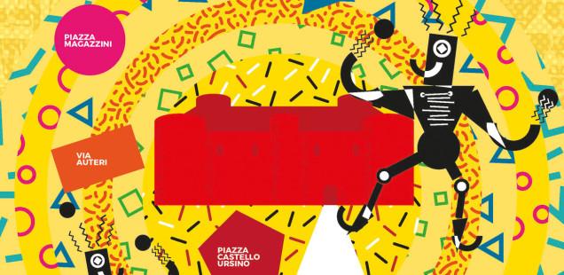 Bando di selezione per n.2 Residenze d'Artista a Catania nel campo delle arti performative rivolto ad artisti residenti in Italia e all'Estero.