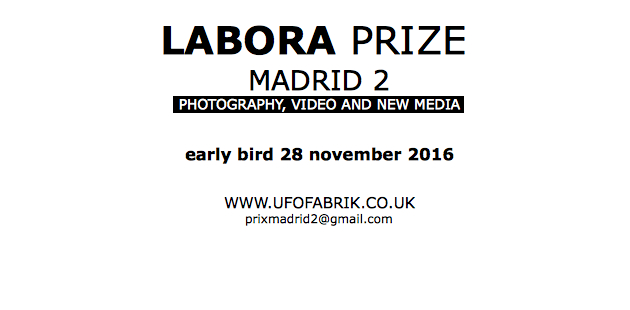 LABORA PRIZE MADRID 2017