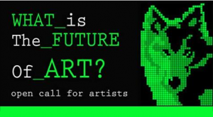 Future of Art. Open call for young artists