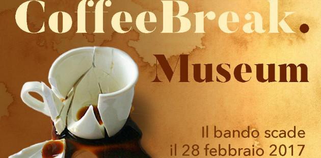 CoffeeBreak.museum, concorso per opere in ceramica