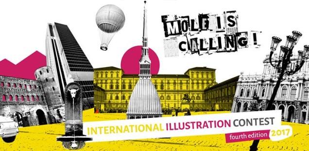 That's a Mole, bando Internazionale di Illustrazione