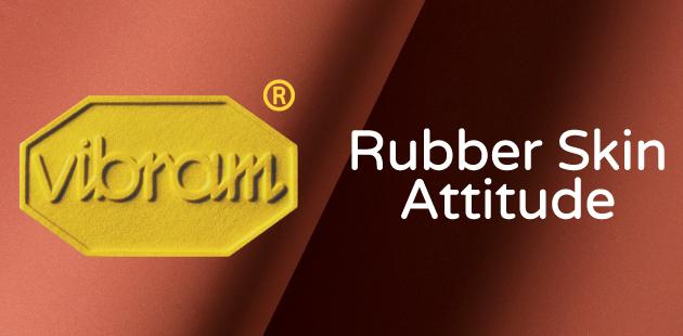 Vibram Rubber Skin Attitude