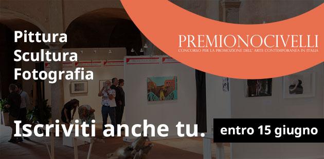 Premio Nocivelli 2017. Concorso d'arte contemporanea