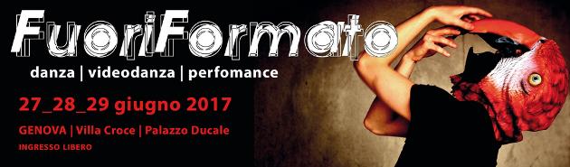 FuoriFormato, open call di danza contemporanea e videodanza