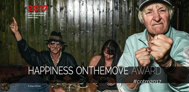 Premio Internazionale Happiness ONTHEMOVE, concorso di fotografia