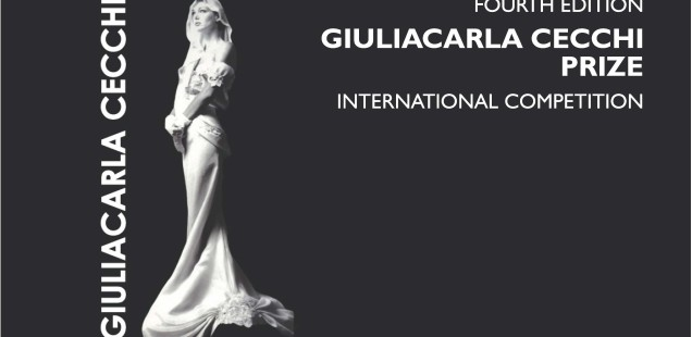 GIULIACARLA CECCHI PRIZE - International Competition