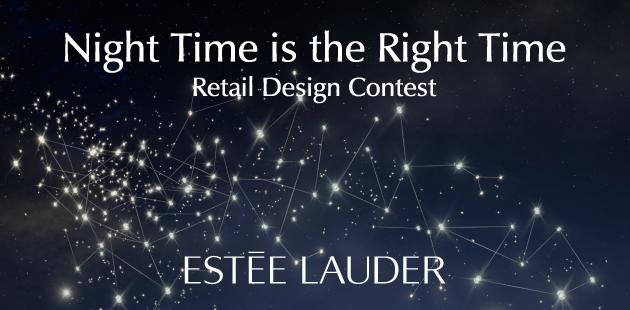 Night Time is the Right Time - Contest di retail design con Estée Lauder su Desall.com