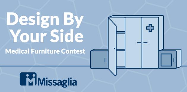 Design By Your Side - Contest per un nuovo arredo medicale innovativo