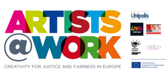 Artists@Work. Call for artists per settori audiovisivo e fumetto