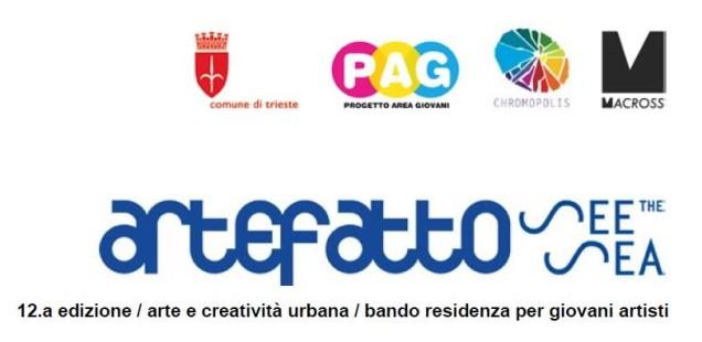 ARTEFATTO - SeetheSea. Bando per residenze artistiche