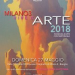 """""""Milano3 vive l'arte"""" 2018 - XIII Edizione"""