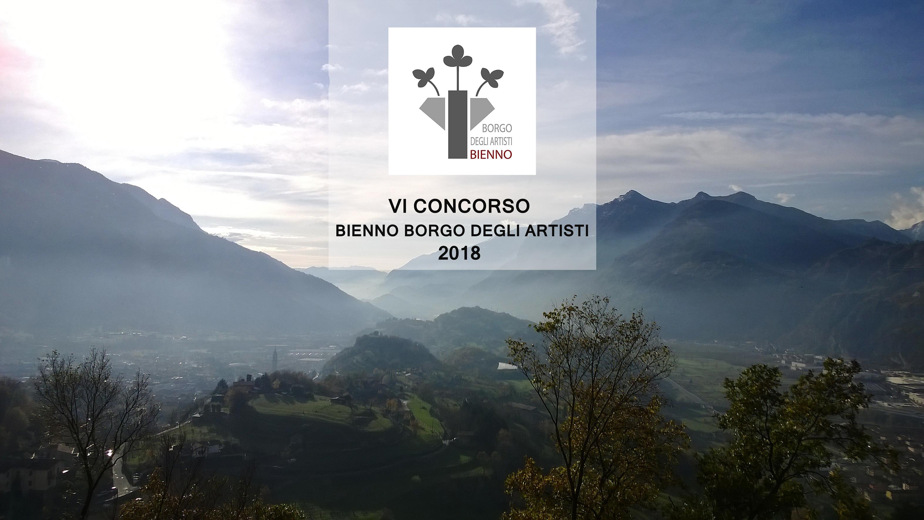 Bienno borgo degli artisti concorso residenze artistiche for Residenza degli artisti