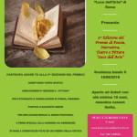 5^ Edizione Premio di Poesia, Narrativa, Teatro e Pittura Luce dell'Arte