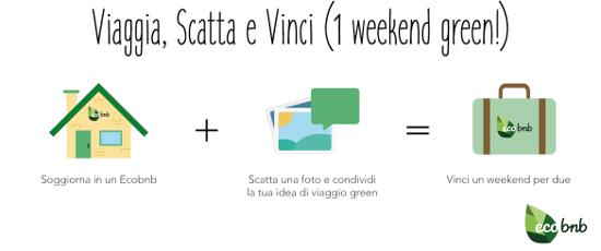 Viaggia, Scatta e Vinci - il contest che ti fa viaggiare gratis!