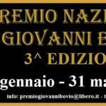 PREMIO NAZIONALE GIOVANNI BOVIO - 3° Edizione