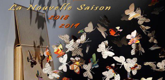 """BANDO PER LA STAGIONE TEATRALE 2018 - 2019 """"La Nouvelle Season"""""""