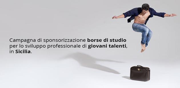 BANDO DI CONCORSO per accedere ai benefici di sostegno allo studio erogati da Viagrande Studios nei confronti di allievi meritevoli all'interno del progetto B2Be