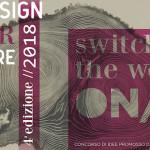 ReDesign your future ed.4. Il concorso che porta i designer in laboratorio