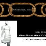 QUINTA EDIZIONE PREMIO GIULIA CARLA CECCHI - CONCORSO INTERNAZIONALE