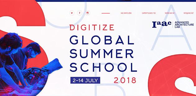 IAAC Global Summer School 2018