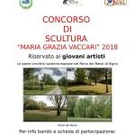 """Concorso di scultura """"Maria Grazia Vaccari"""""""