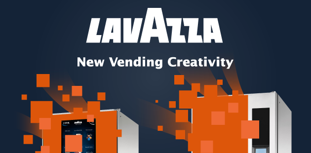 Lavazza - New vending creativity