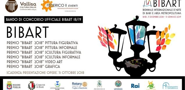 BANDO Bibart | Biennale Internazionale d'Arte di Bari 2018/2019 - Concorso di Arti Visive