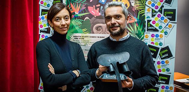 Premio «LiNUTILE del Teatro»: Arte in Teatro